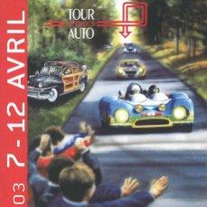 Tour Auto 2003