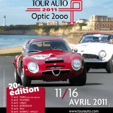 Tour Auto 2011