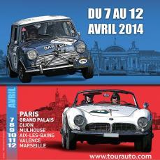 Tour Auto 2014