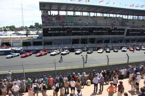 Départ type Le Mans Plateau 4