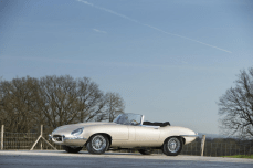 Jaguar Type E roadster ex Diana Ross