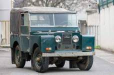 Land Rover Serie 1