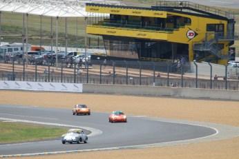 Porsche Classic Race Le Mans (3)