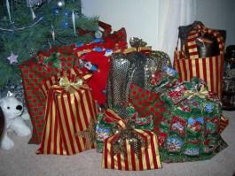 Christmas Morsbags