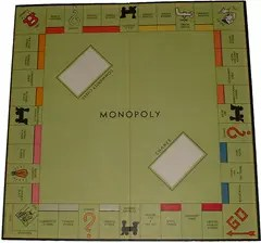 Monopoly 1934 Darrow Edition