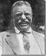 Laughing Theodore Teddy Roosevelt