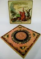 McLoughlin Bros Chiromagiva or Hand of Fate board game