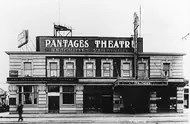 One of Pantages early theaters