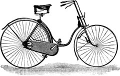 Starley Safety Bicycle