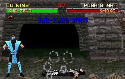 MKWarehouse Mortal Kombat II Screenshots