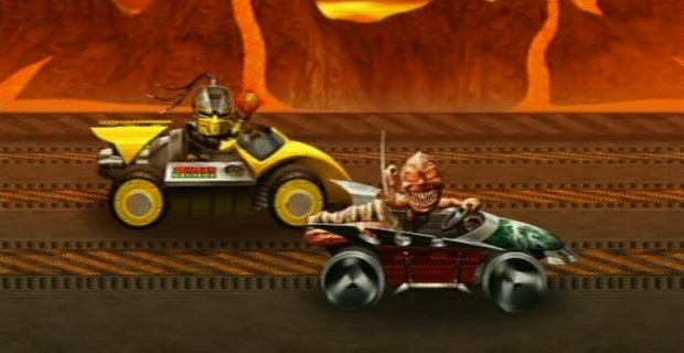 MKWarehouse Mortal Kombat Armageddon Motor Kombat