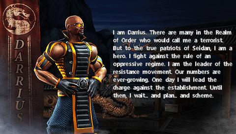 MKWarehouse Mortal Kombat Deception Darrius