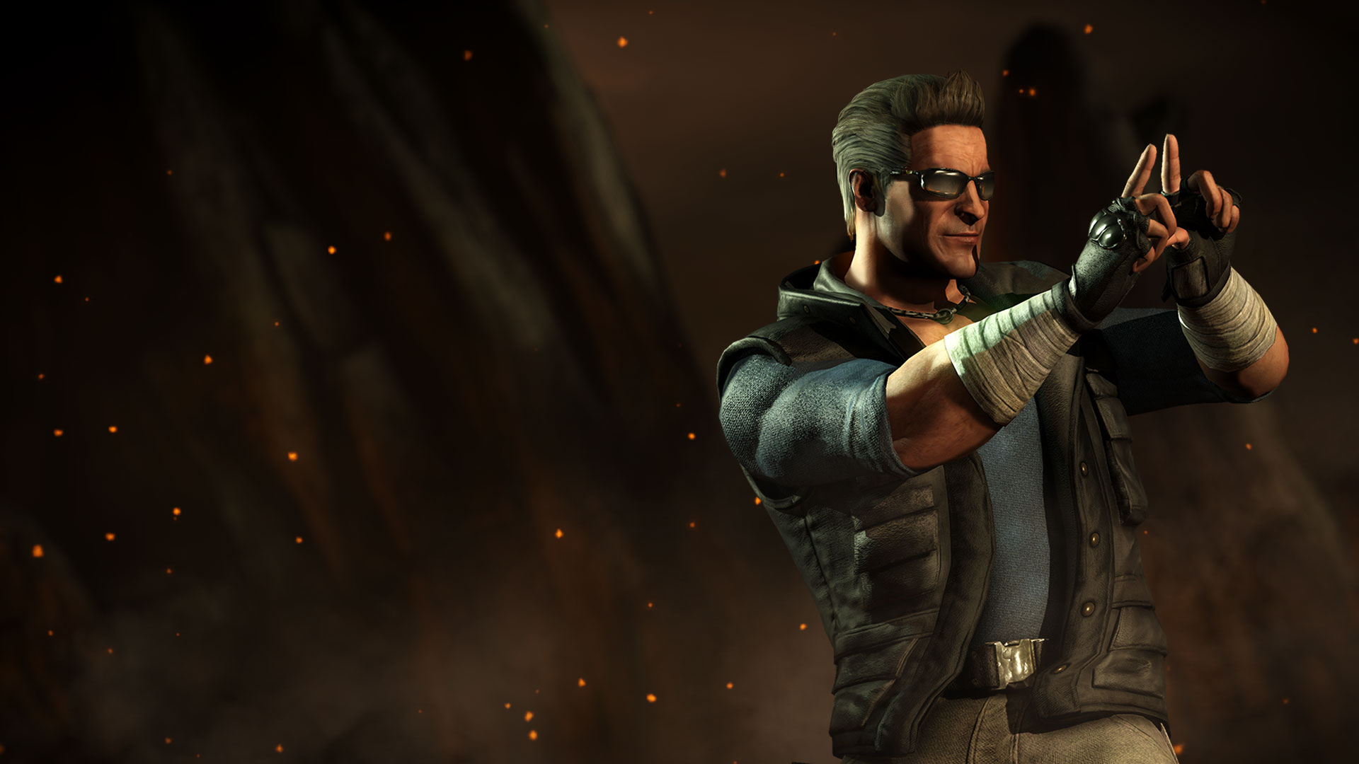 MKWarehouse Mortal Kombat X Johnny Cage