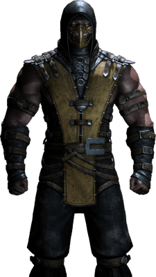 MKWarehouse Mortal Kombat X Scorpion