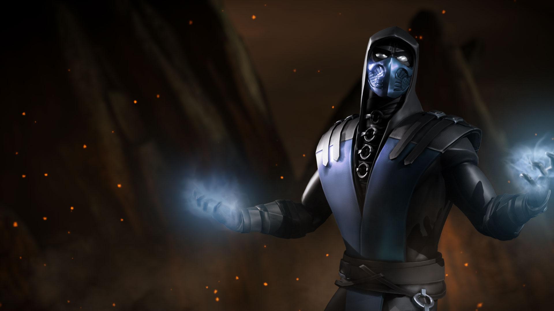MKWarehouse Mortal Kombat X Sub Zero