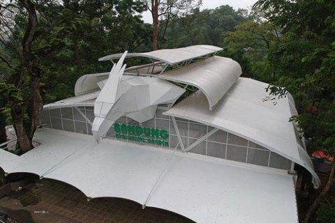 Canopy Membrane Bandung Zoological Garden