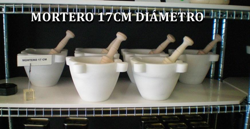 Mortero mármol 17CM
