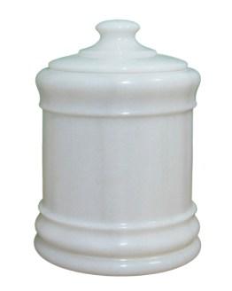Urnas de mármol blanco