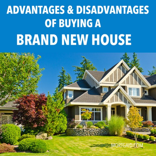 benefits of buying a brand new home