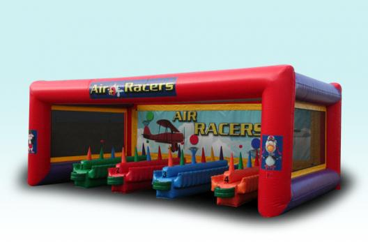 Air racer (4 stations)