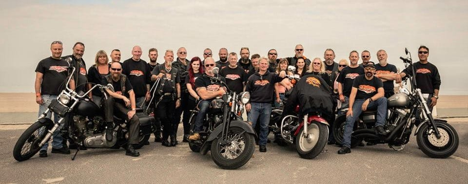 harley davidson fh-dce super rally – back street heroes