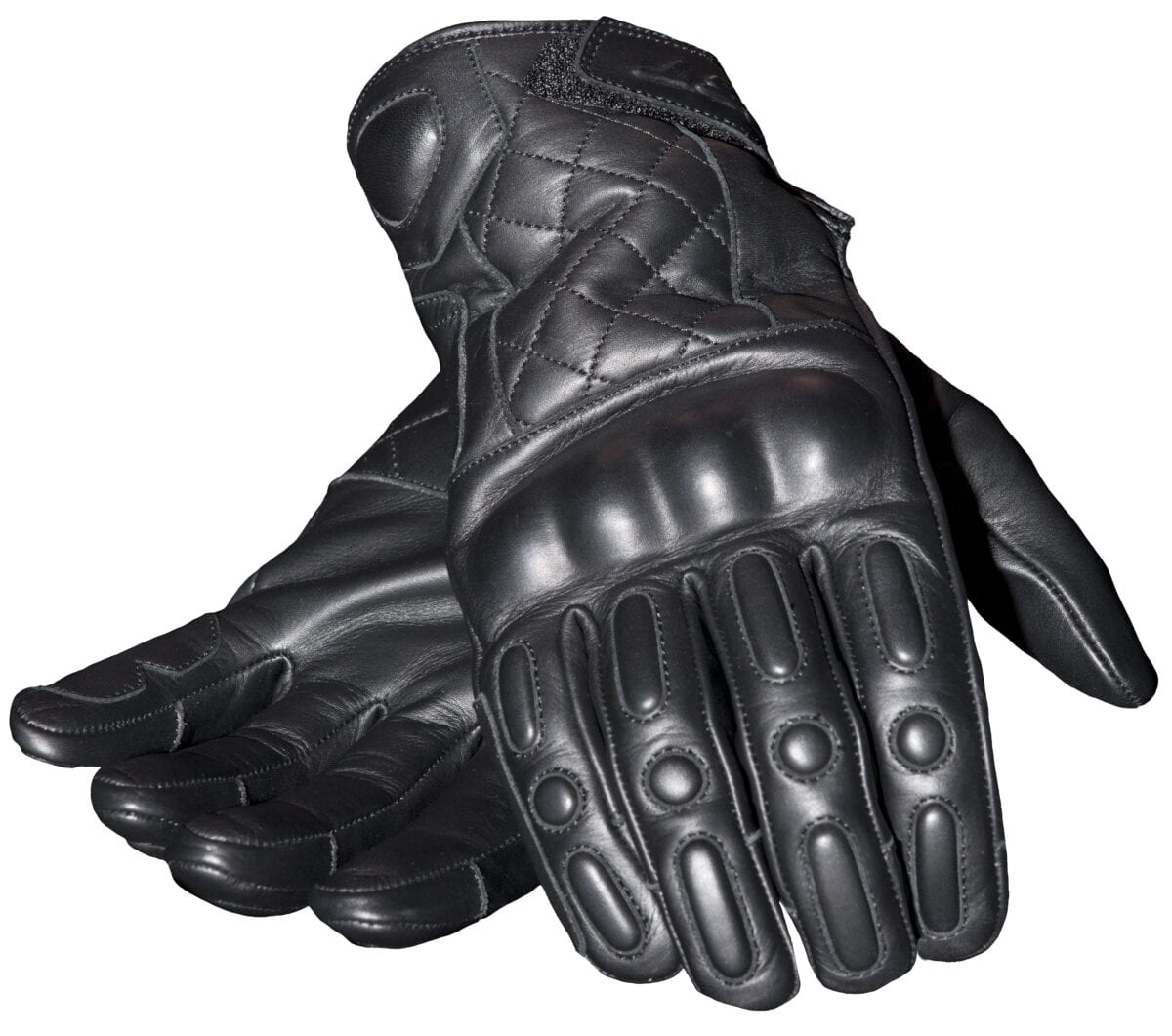 Motorcycle gloves guide - Leather