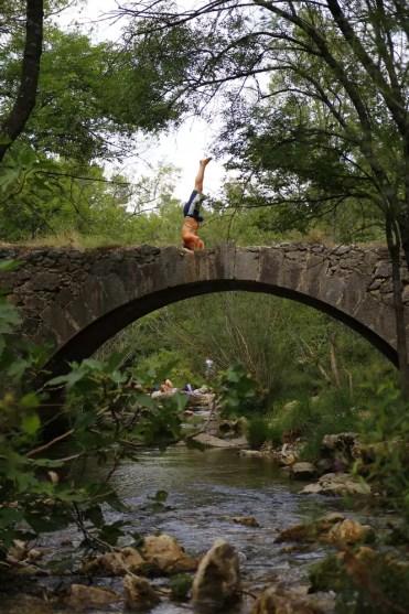 Römische Brücke bei Tourves