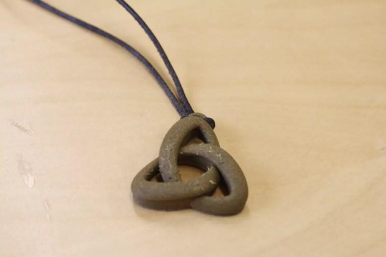 Celtic Knot mit HolzPLA