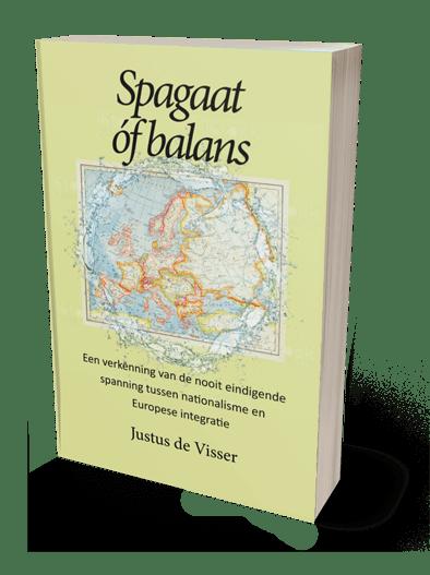boek Spagaat óf balns