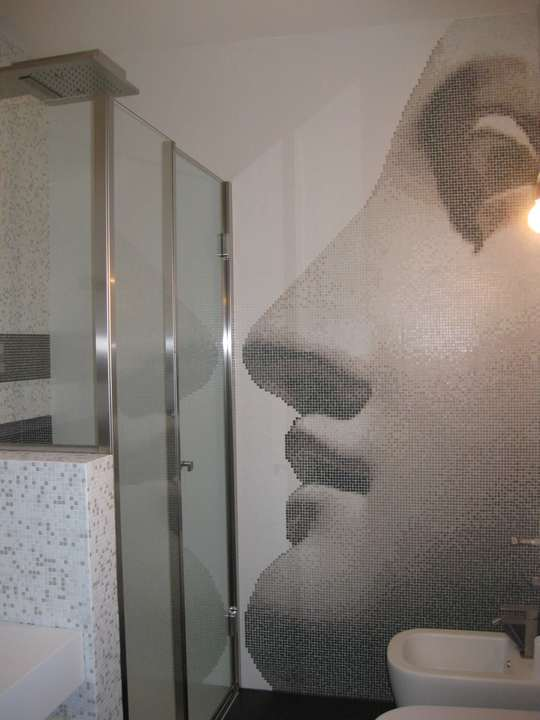 DECORO PARIDE WALL BISAZZA ART MOSAIC