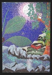 Nature And Wildlife Mosaics Gallery Brett Campbell Mosaics
