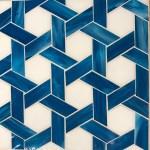 Cane Mosaic Pattern Glass Mosaic Pattern Shop Mosaics Nyc