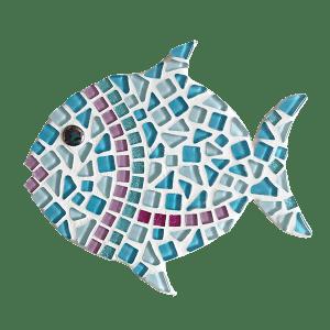 mozaiekpakket Visje-Blue