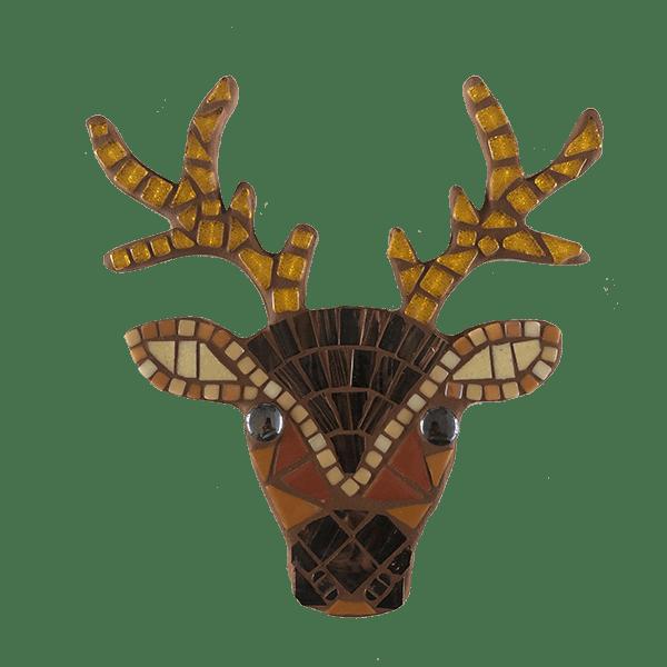 Mozaiekpakket Rendier