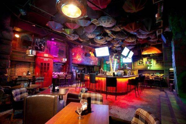Best Moscow Night Clubs