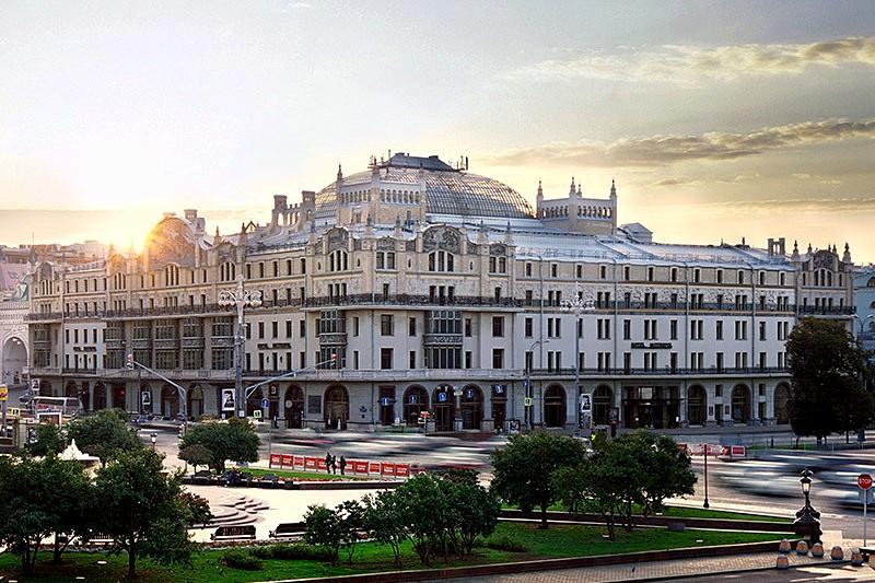 Αποτέλεσμα εικόνας για metropol moskva hotel