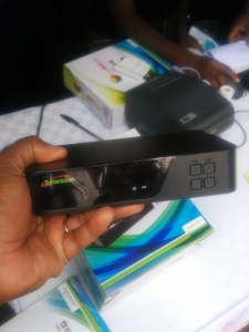 The Safaricom theBigBox STB