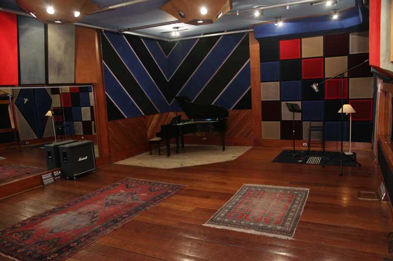 mosh studios studio a