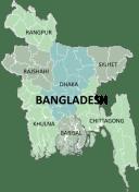 English: Administrative Division of Bangladesh...