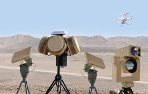 מערכת היירוט בלייזר של רפאל צילום: רפאל מערכות לחימה מתקדמות