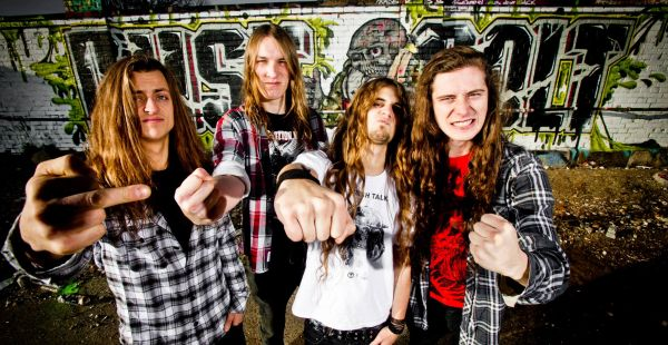 New Band of the Day: Dust Bolt