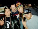Entombed and yours truly