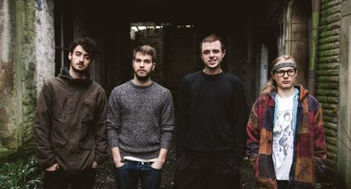 New Band of the Day: Egos at the Door
