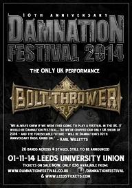Damnation 2014