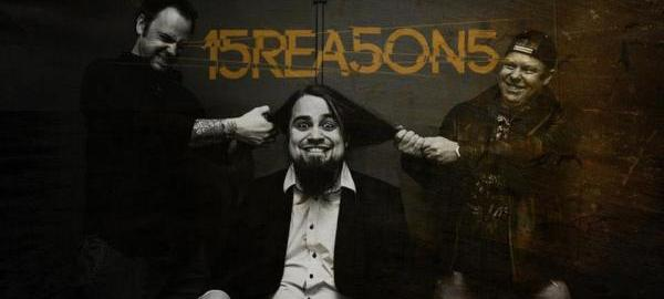 Band of the Day: 15 Reasons