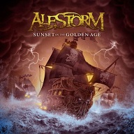 Alestorm - Sunset on the Golden Age 192