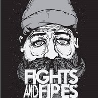 Fights and Fires logo