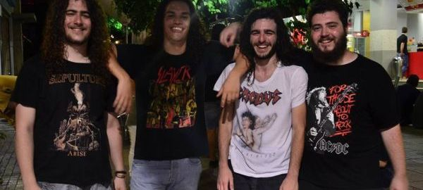 Band of the Day: Amken