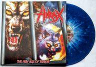 Hirax - The New Age of Terror vinyl