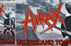 Hirax/Circle of Tyrants/Evil Blood – Ivory Blacks, Glasgow (14th March 2015)